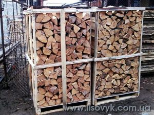 Fireplace wood