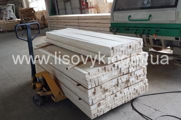 Profiling lumber